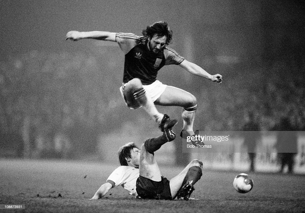 League Cup Final Replay  -  West Ham United v Liverpool : News Photo