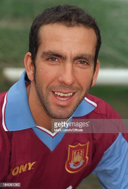 West Ham United football club Paolo Di Canio