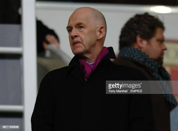 West Ham United owner Eggert Magnusson
