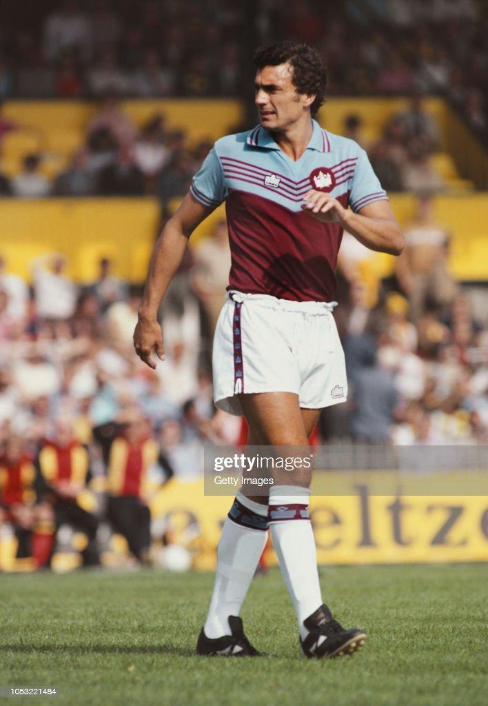 Trevor Brooking West Ham United 1979 : ニュース写真