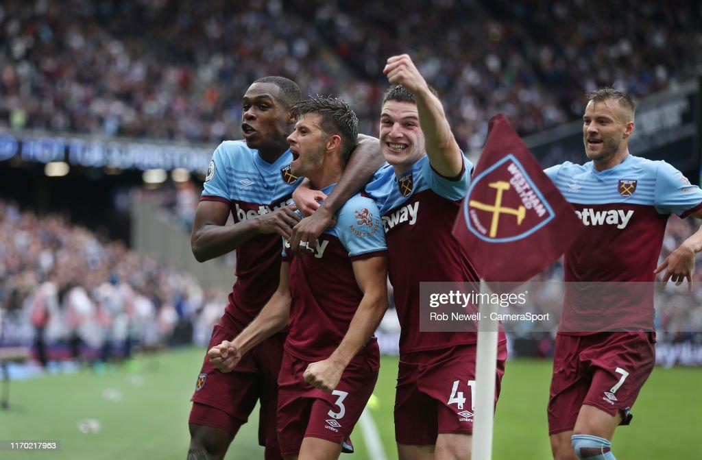 West Ham United v Manchester United - Premier League : ニュース写真