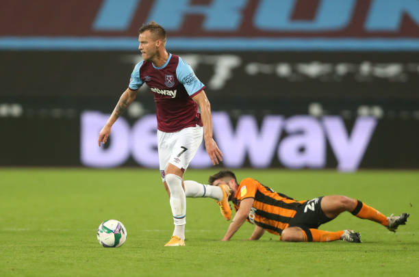 West Ham United v Hull City - Carabao Cup Third Round