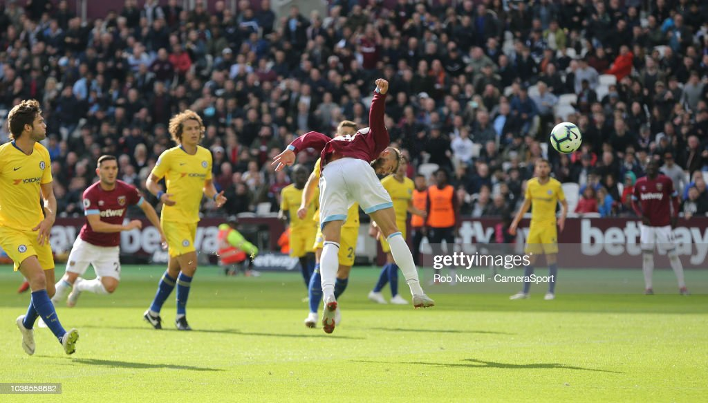 West Ham United v Chelsea FC - Premier League : News Photo