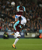 london england west ham uniteds cheikhou