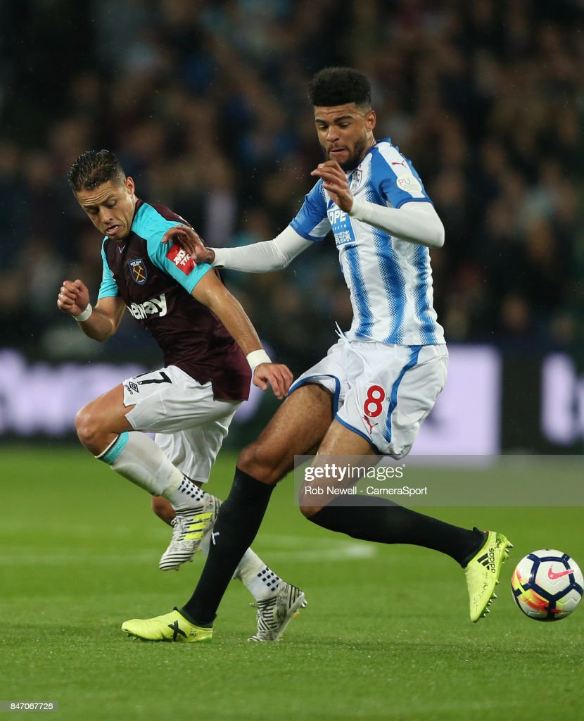 West Ham United v Huddersfield Town - Premier League