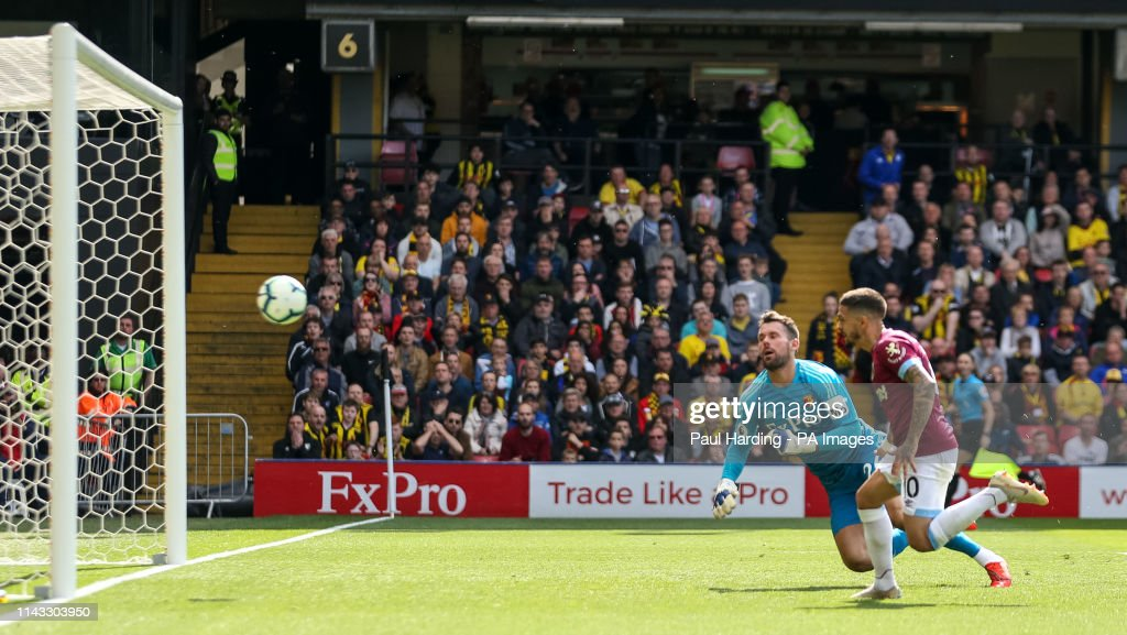 Watford v West Ham United - Premier League - Vicarage Road : News Photo