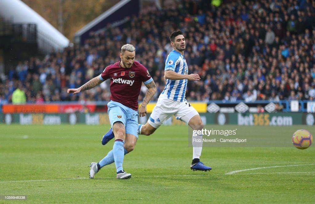 Huddersfield Town v West Ham United - Premier League : Nyhetsfoto