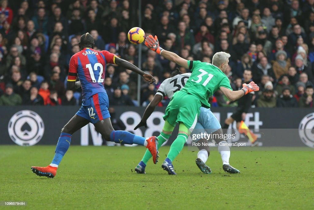 Crystal Palace v West Ham United - Premier League : News Photo