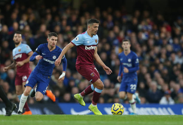 Chelsea FC v West Ham United - Premier League