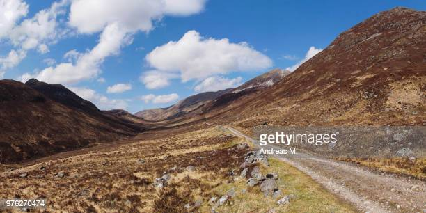West Highland Way, Kinlochleven, Scotland, UK