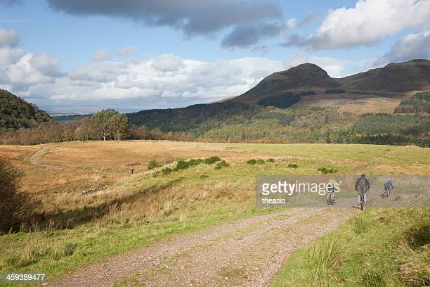 west highland way - theasis foto e immagini stock