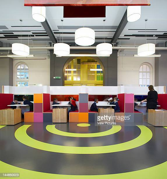 Personalised learning space stock photos and pictures for The interior design school london