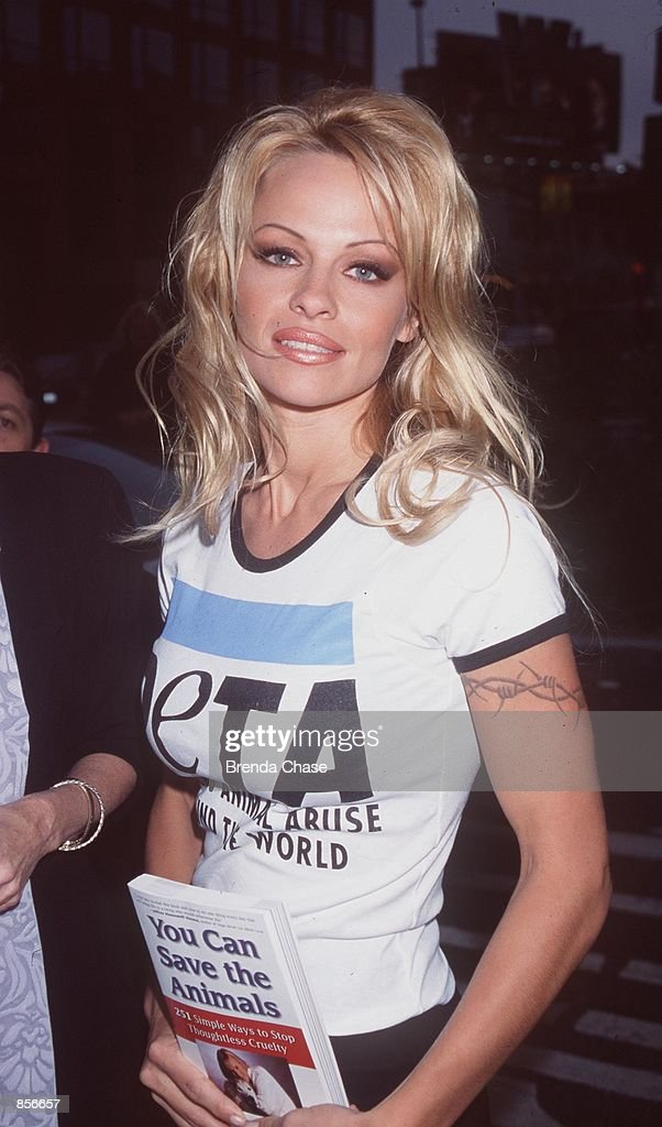 42799_pam_anderson02 : News Photo