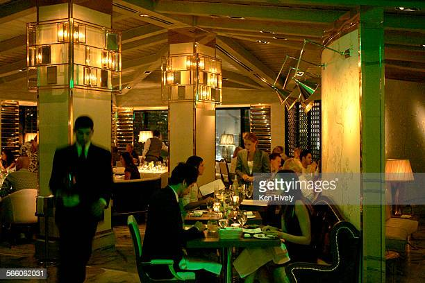 West Hollywood CALIFORNIA August 21 2008 Restaurant review of Gordon Ramsay at the London Hotel in West Hollywood