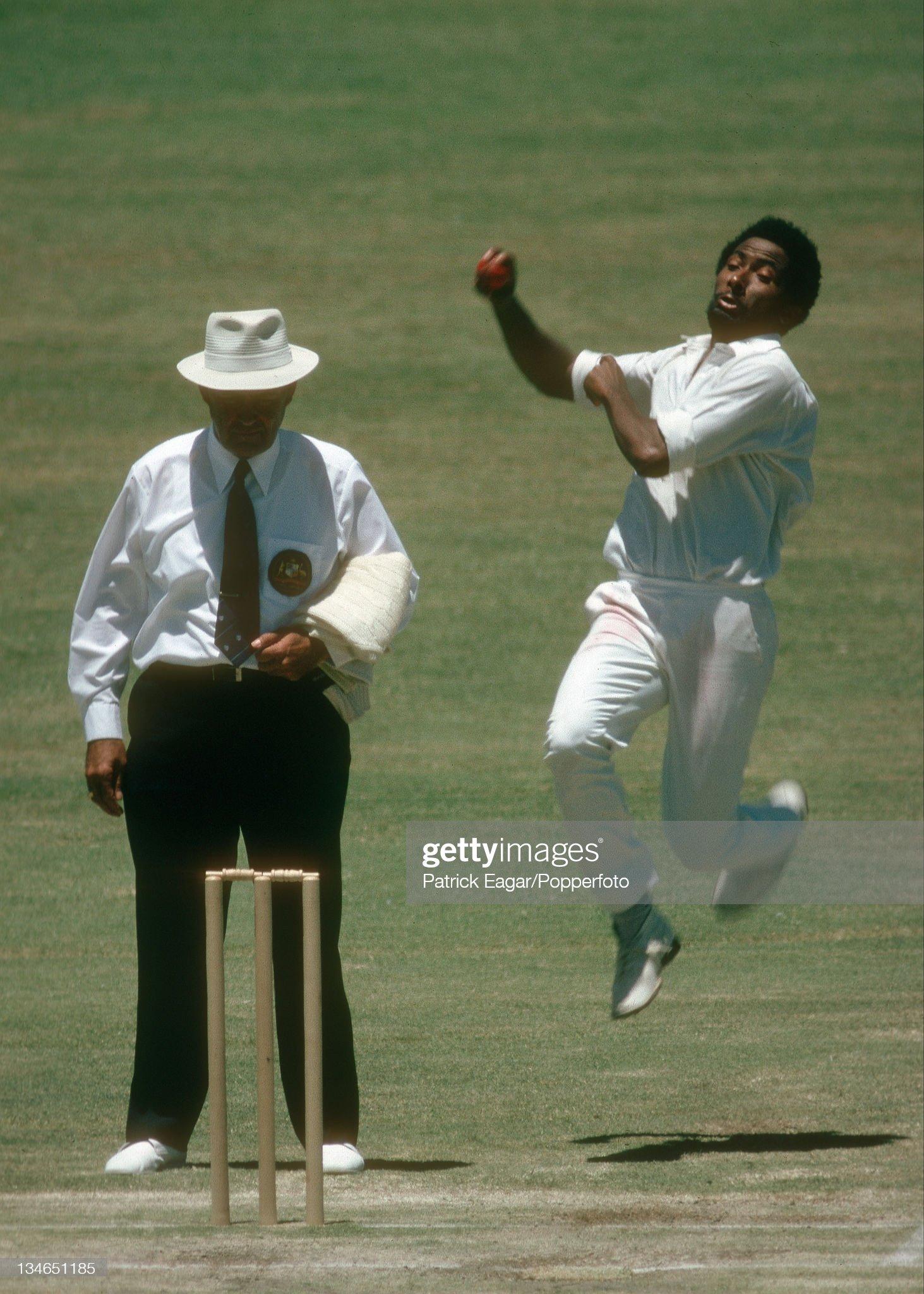 Australia v West Indies, 2nd Test, Perth, Dec 1975 : News Photo
