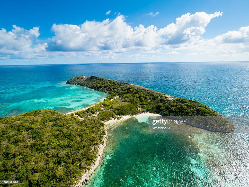 West Ins Antigua And Barbuda Great Bird Island South North