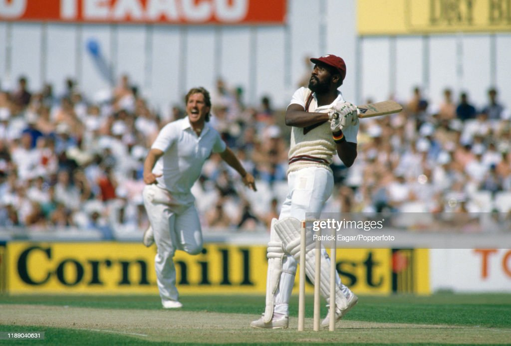 5th Test Match - England v West Indies : News Photo