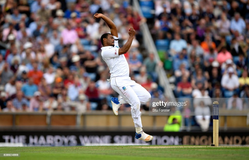 England v West Indies - 2nd Investec Test: Day One : News Photo