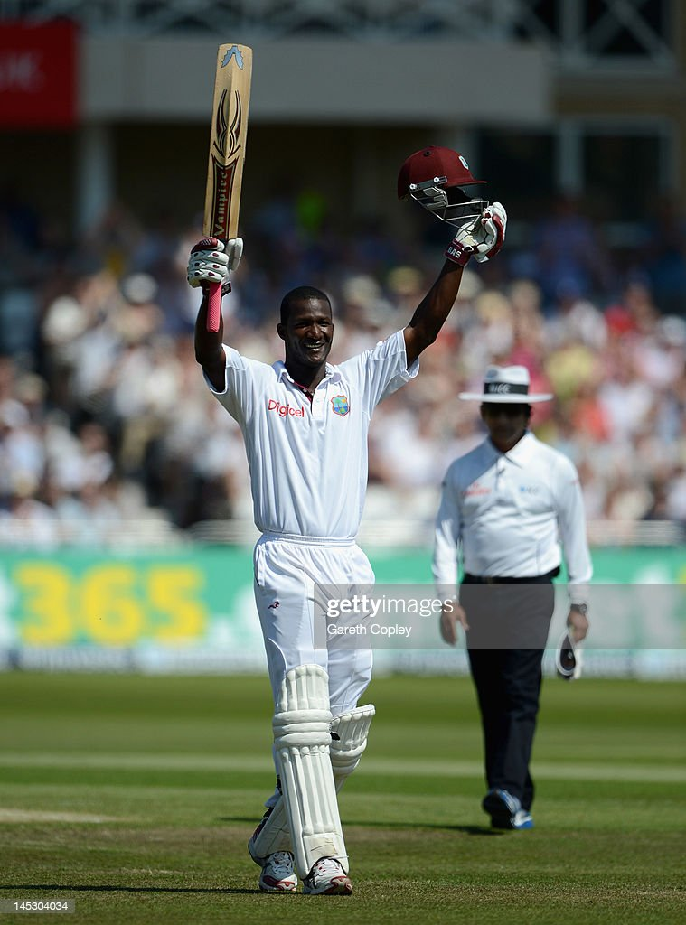England v West Indies: 2nd Investec Test - Day Two