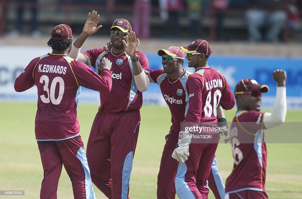 CRICKET-BANGLADESH-WINDIES : News Photo