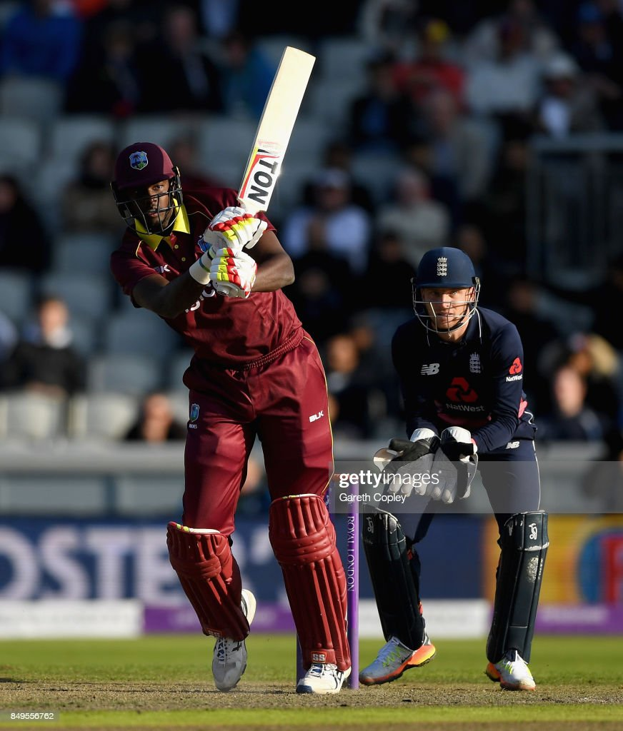 England v West Indies - 1st Royal London One Day International