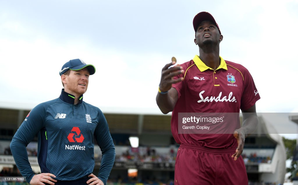 BRB: West Indies v England - 2nd One Day International