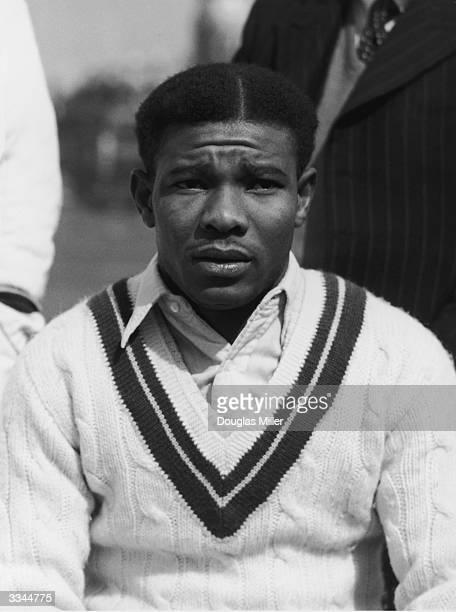 West Indies cricketer Everton Weekes 28th April 1950