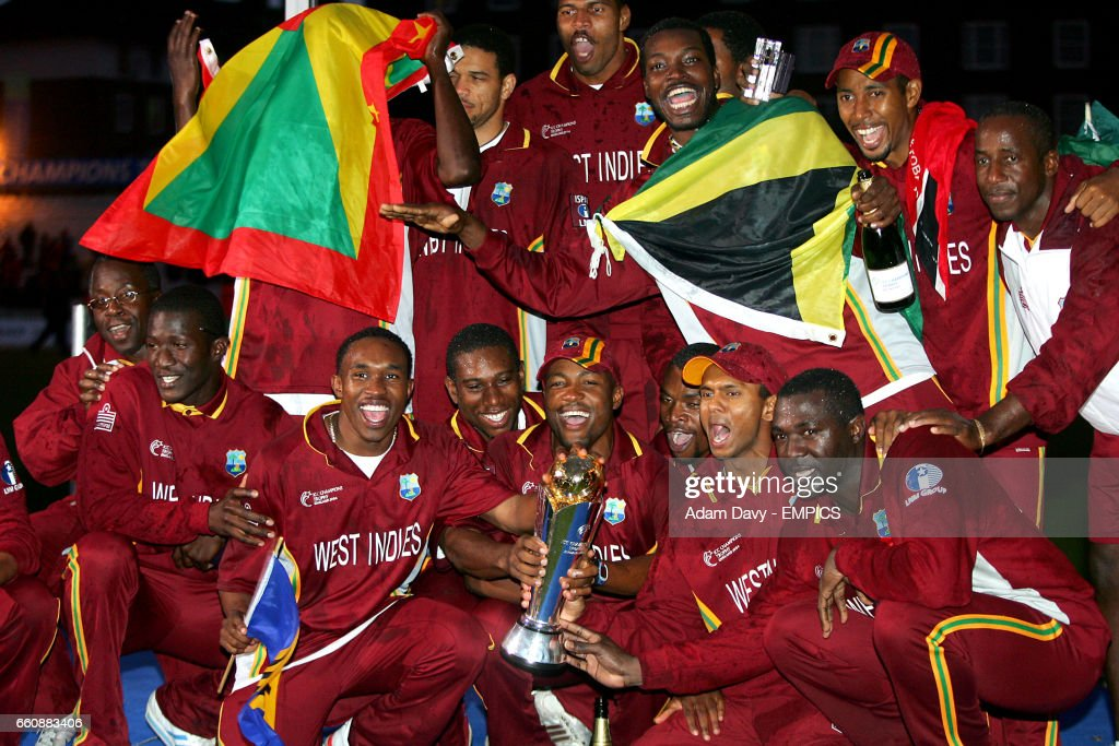 Cricket - ICC Champions Trophy 2004 - Final - England v West Indies : News Photo