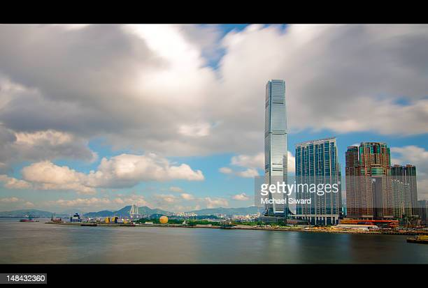 west kowloon - michael siward stock pictures, royalty-free photos & images
