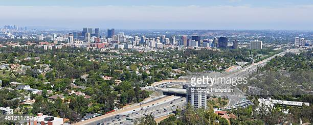 West Los Angeles Skyline