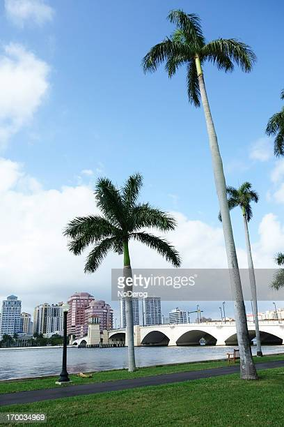 West Palm Beach cityscape