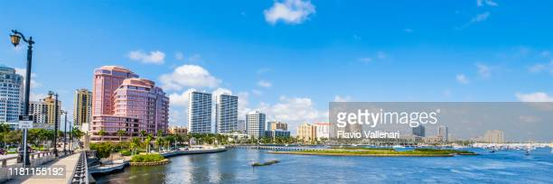 west palm beach, florida (us) - west palm beach stock pictures, royalty-free photos & images