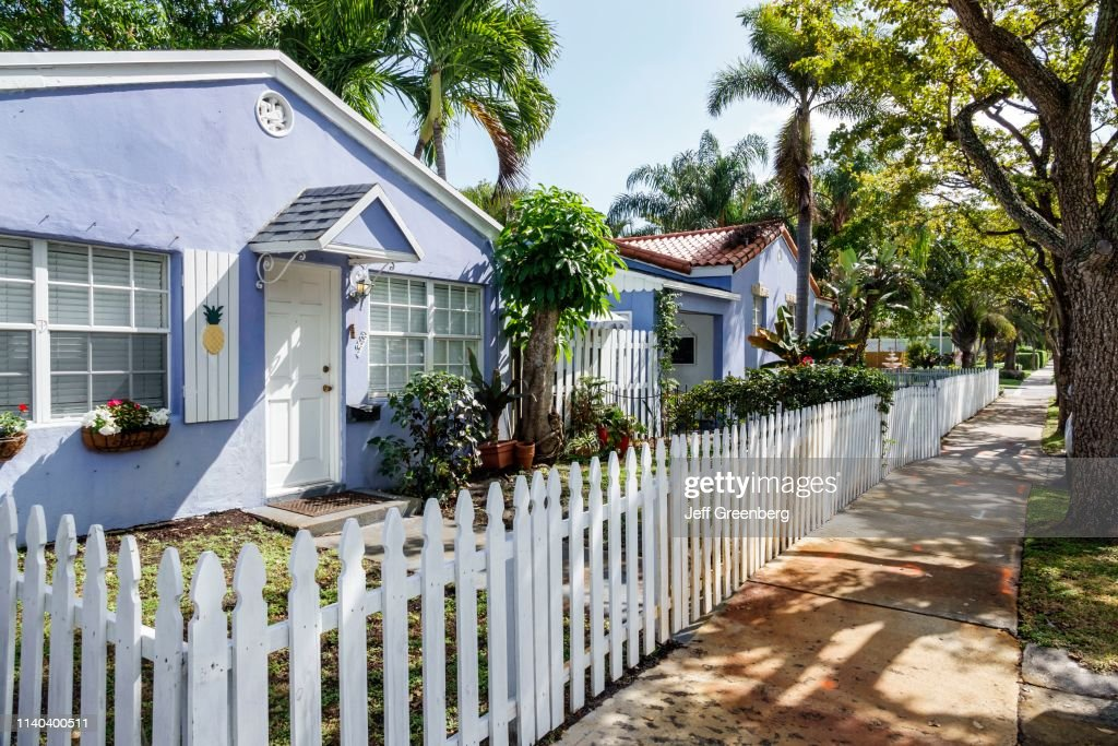 West Palm Beach Old Northwood Historic