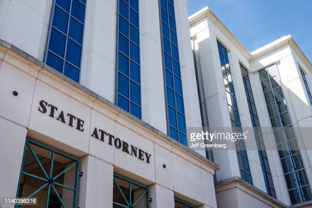 West Palm Beach State Attorney County Judicial Facility Center