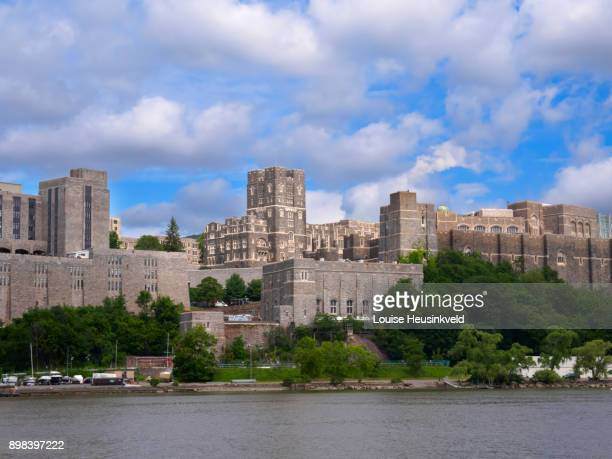 West Point from the Hudson River, New York
