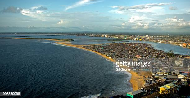 west point slum - monrovia, liberia - monrovia liberia stock photos and pictures