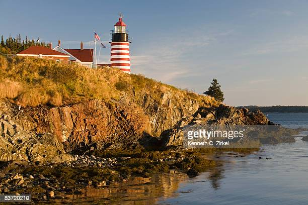 West Quoddy Head Light