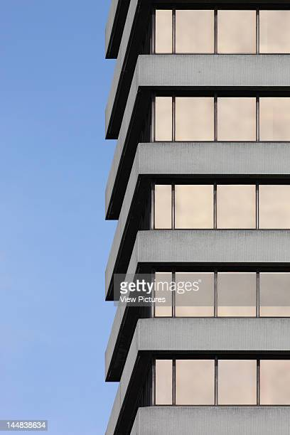 West Riding House Albion Street Leeds West Yorkshire United Kingdom Architect Trevor Spence Partners Detail Of East Elevation West Riding House