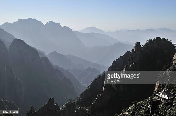 West Sea Grand Canyon, Huangshan(Yellow Mountain)