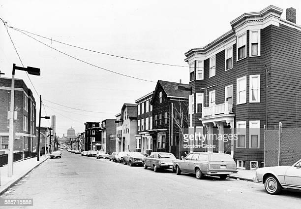 West Seventh Street in South Boston on Feb 24 1982