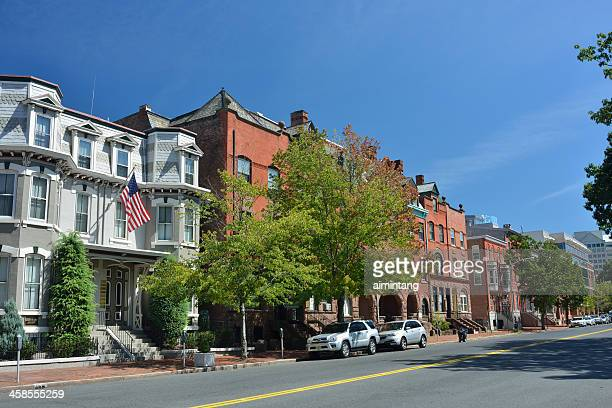 west state street in trenton - trenton new jersey stock pictures, royalty-free photos & images