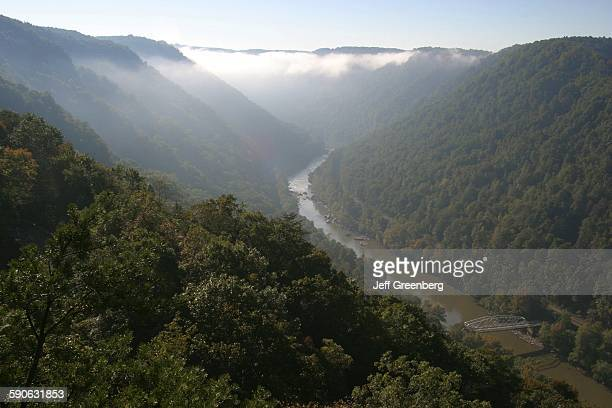 West Virginia Fayetteville New River Gorge National River Appalachian And Allegheny Mountains