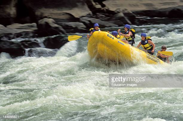 West Virginia New River Whitewater Rafting