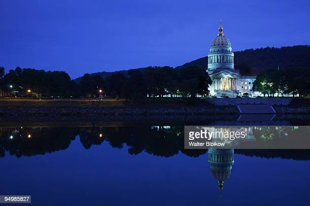 west virginia state capitol - charleston west virginia stock pictures, royalty-free photos & images