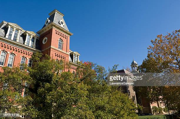 west virginia university, morgantown campus - protohistory_of_west_virginia stock pictures, royalty-free photos & images
