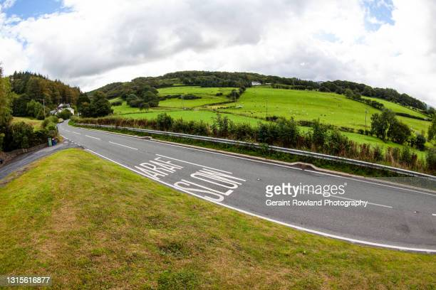 west wales road trip - geraint rowland stock pictures, royalty-free photos & images