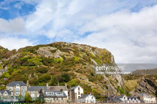 west wales village - geraint rowland stock pictures, royalty-free photos & images