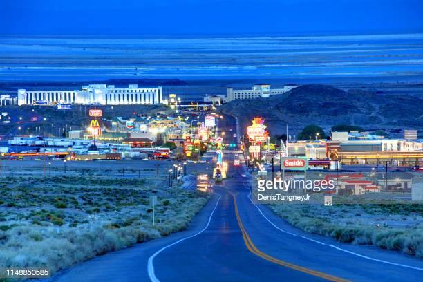ウェストウェンドーバー (ネバダ州) - ネバダ州 ストックフォトと画像