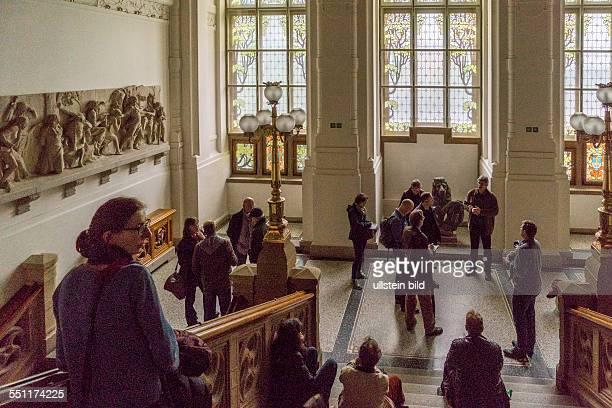 westbhmisches museum in pilsen jugendstilinterieur