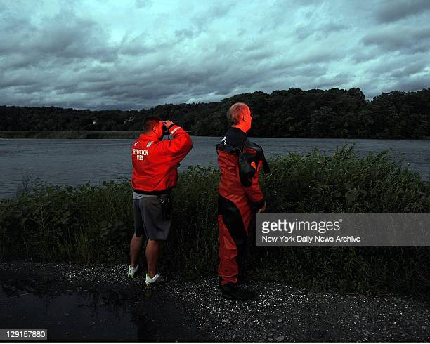 A Westchester County man died and two of his companions had to be rescued after a rafting trip on a hurricaneroiled river in Westchester County went...